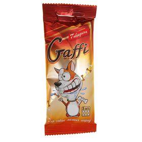 Лакомство GAFFI для собак мелких пород для чистки зубов, говядина 40 г Ош