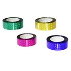 Adhesive tape decorative holographic 18 mm*30 m, mix