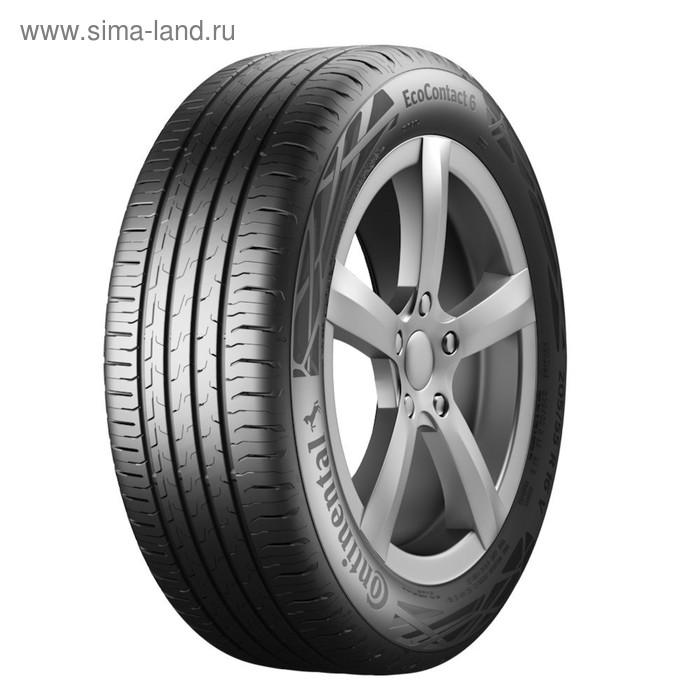 Летняя шина Continental ContiEcoContact 5 195/50 R15 82V