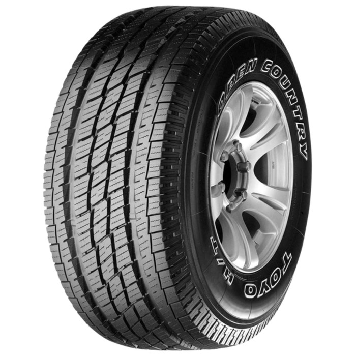 Летняя шина Toyo Open Country H/T (OPHT) 225/65 R17 102H