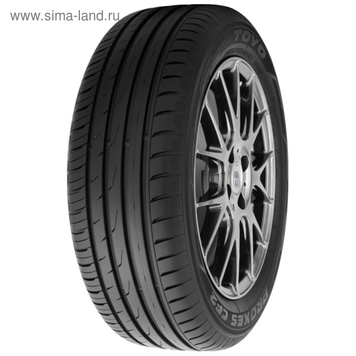 Летняя шина Toyo Proxes CF2 185/55R16 87H