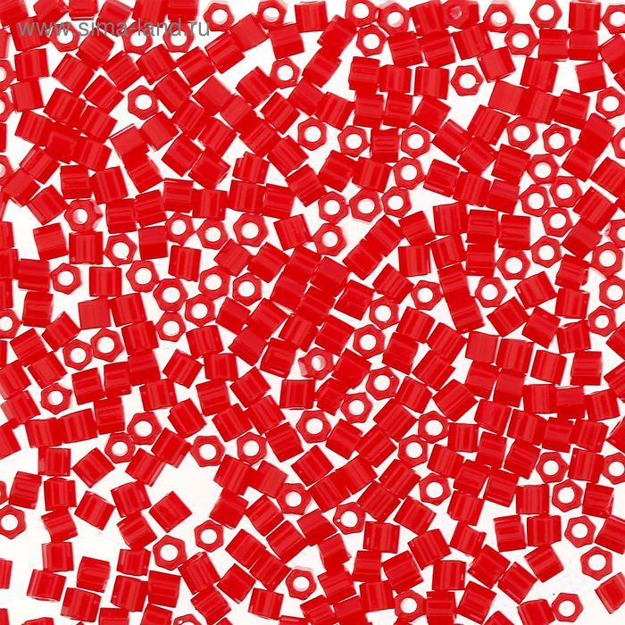"""Бисер Япония """"TOHO"""" Hexagon №3, 11/0, 5гр (0045 вишневый)"""