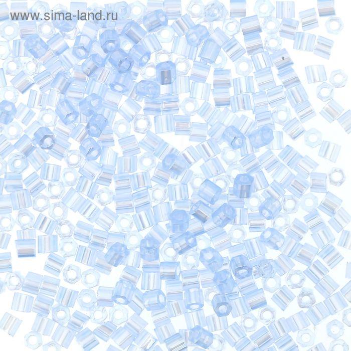 "Бисер Япония ""TOHO"" Hexagon №3, 11/0, 5гр (0146 св.сир./перл.)"