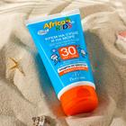 Крем детский Africa Kids для защиты от солнца на суше и на море, SPF 30, 150 мл