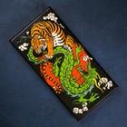 Нарды средние «Тигр и дракон», 500 × 250 мм