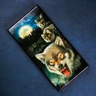 Нарды средние «Волк» 500 × 250 мм
