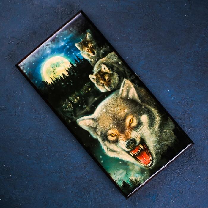Нарды средние «Волк» 50 × 50 см