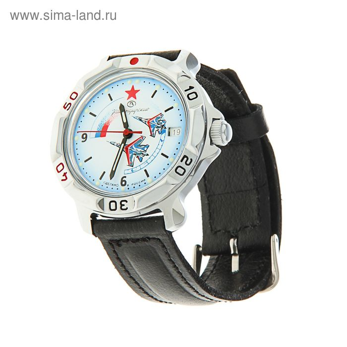 """Часы наручные Восток """"Командирские""""  серия 811066"""