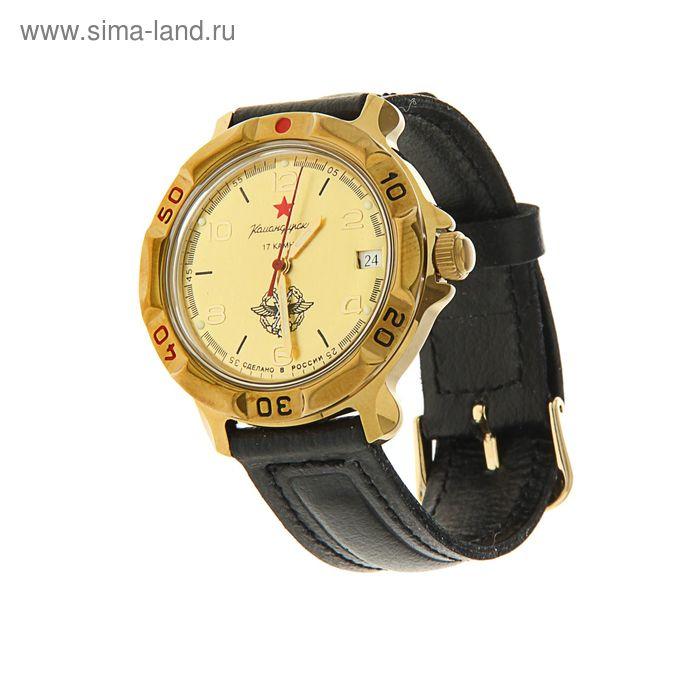 """Часы наручные Восток """"Командирские""""  серия 819451"""