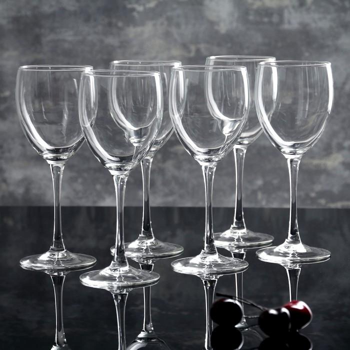 """Набор фужеров для вина 350 мл """"Эталон"""", 6 шт"""
