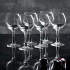 """Набор фужеров для вина 210 мл """"Французский ресторанчик"""", 6 шт"""