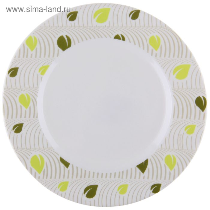 Тарелка плоская d=26,5 см Amely