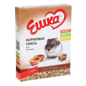 Кормовая смесь «Ешка» для хомяков с орехами, 450 г Ош