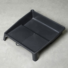 Ванночка малярная, 340 × 320 мм, чёрная
