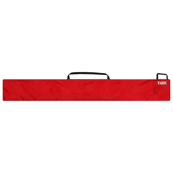 Чехол-сумка для беговых лыж, 210 см цвета микс