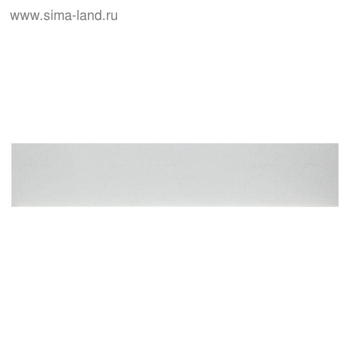 Кухонный фартук 3050х600х4 Мрамор марквина белый