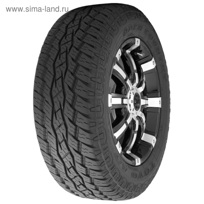 Летняя шина Toyo Open Country A/T Plus 205/70R15 96S