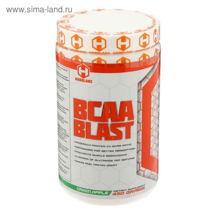 Аминокислоты Hardlabz BCAA Blast яблоко 450 г