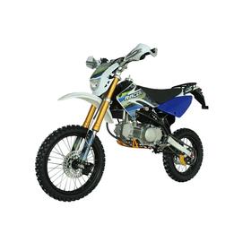 Мотоцикл Racer RC125-PE Pitbike, синий Ош