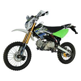 Мотоцикл Racer RC125-PM Pitbike, зелёный