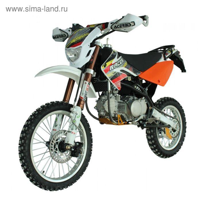 Мотоцикл Racer RC160-PM Pitbike, оранжевый