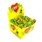 Жевательная резинка Love is, кокос и ананас, 4,2 г