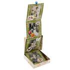 Коробочка для хранения фотографий «Винтаж», набор для создания, 11 × 11 см