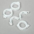 Клипса садовая, d = 15 мм, набор 50 шт., Greengo