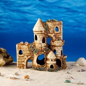 Scenery for the aquarium