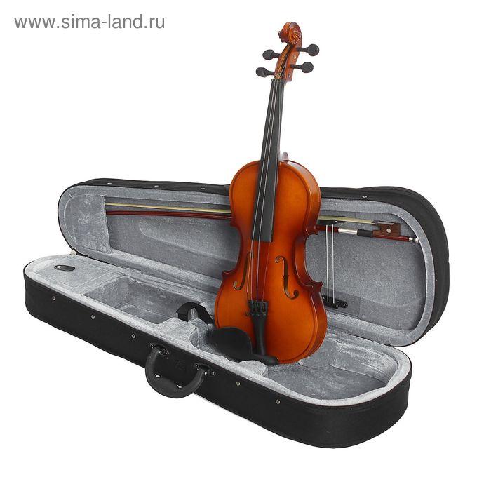 """Скрипка Brahner """"BV-300"""" размер 3/4, футляр, смычок"""