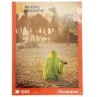 """Пазлы """"Индианка, смотрящая на караван верблюдов"""" 1000 эл. 39302"""