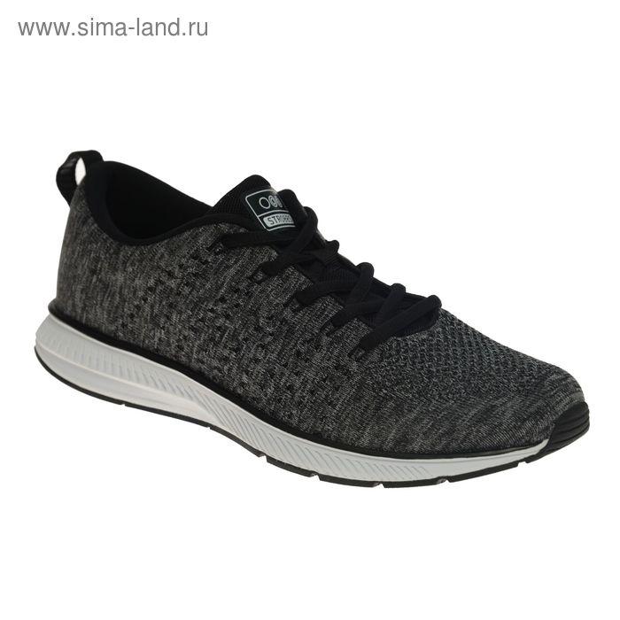 Кроссовки мужские STROBBS, цвет чёрный, размер 44 (арт. С2352-3)