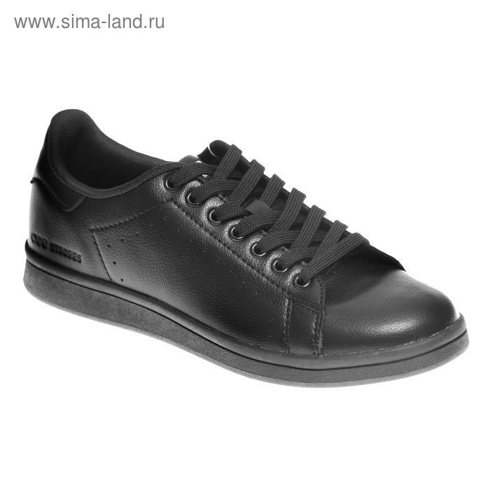 Кроссовки женские STROBBS, цвет чёрный, размер 40 (арт. F6399-3)