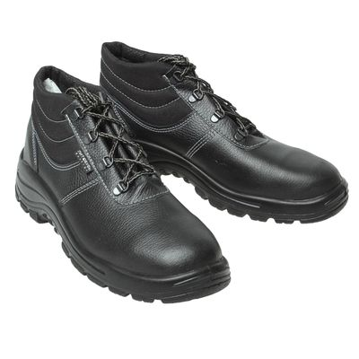 Ботинки рабочие кожаные, модель 302 S, размер 41