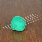 Спицы для вязания чулочные, 38212, d=2мм, 23см, 5шт