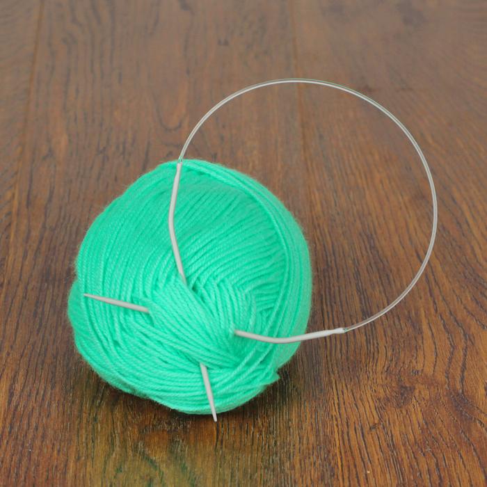 спицы для вязания круговые D25мм 40см в бишкеке купить цена