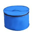 Tube for hats 33×33×20 cm, color blue