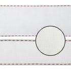 Набор из канвы Aida №16, 2шт: 8см х 80см; 6см х 80см, цвет белый