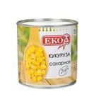 "Кукуруза ""ЕКО"", жестяная банка, 340 г"