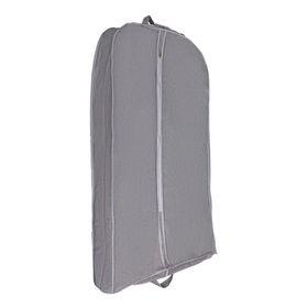 Case for clothes winter 120×60×10 cm, color grey