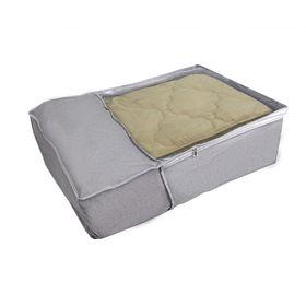 Чехол для одеяла 40×60×20 см, цвет серый