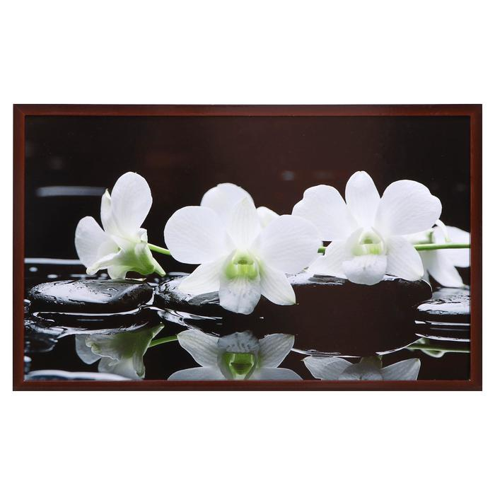 "Картина "" Белые цветы"""