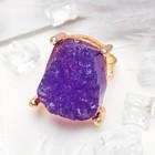 фиолетовый в золоте