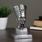 """Фигура """"Нефертити"""" металлик 16 см"""