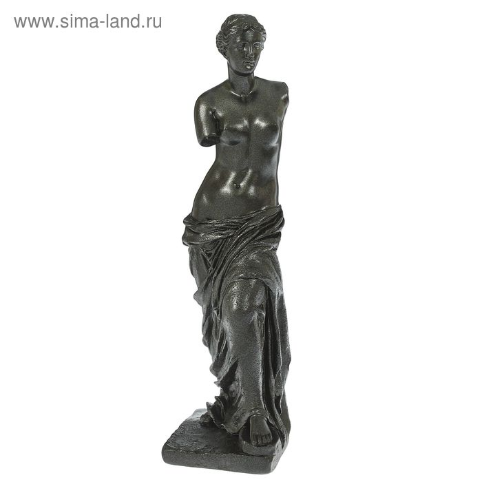 "Статуэтка ""Венера"" металлик"