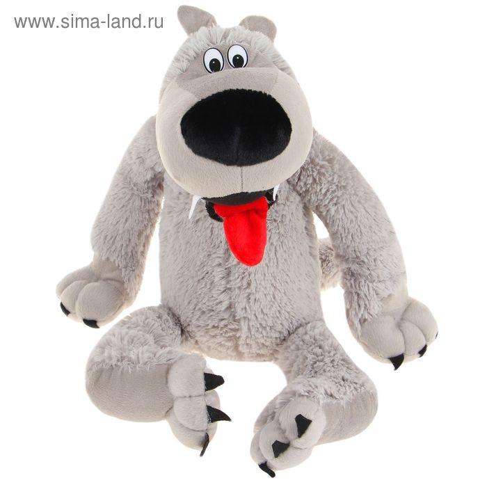 Мягкая игрушка «Волк»