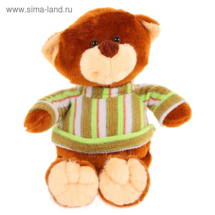 Мягкая игрушка «Медведь в кофточке»