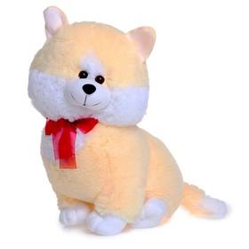 Мягкая игрушка «Кошка», цвета МИКС