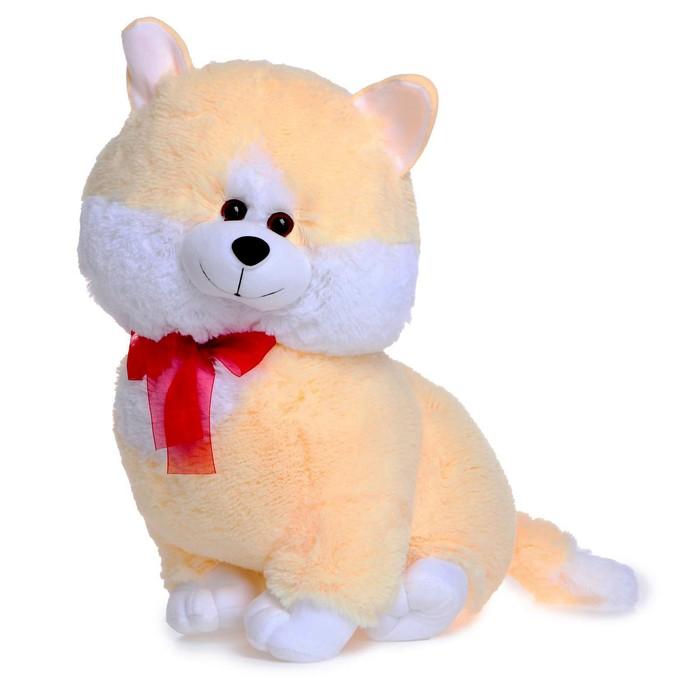 Мягкая игрушка «Кошка», цвета МИКС - фото 105609800