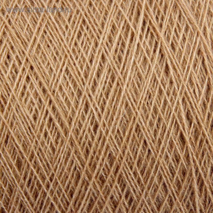 Пряжа в бобинах A-elita (Аэлита) 50% шерсть, 50% акрил (52039 бежев.св.мел)